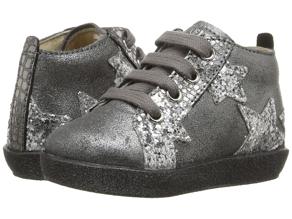 Naturino - Falcotto 4181 AW16 (Toddler) (Silver) Girls Shoes