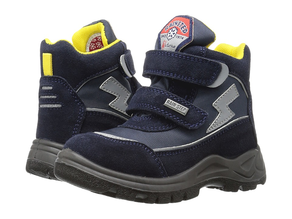 Naturino - Nat. Priuso AW16 (Toddler/Little Kid/Big Kid) (Blue) Boys Shoes
