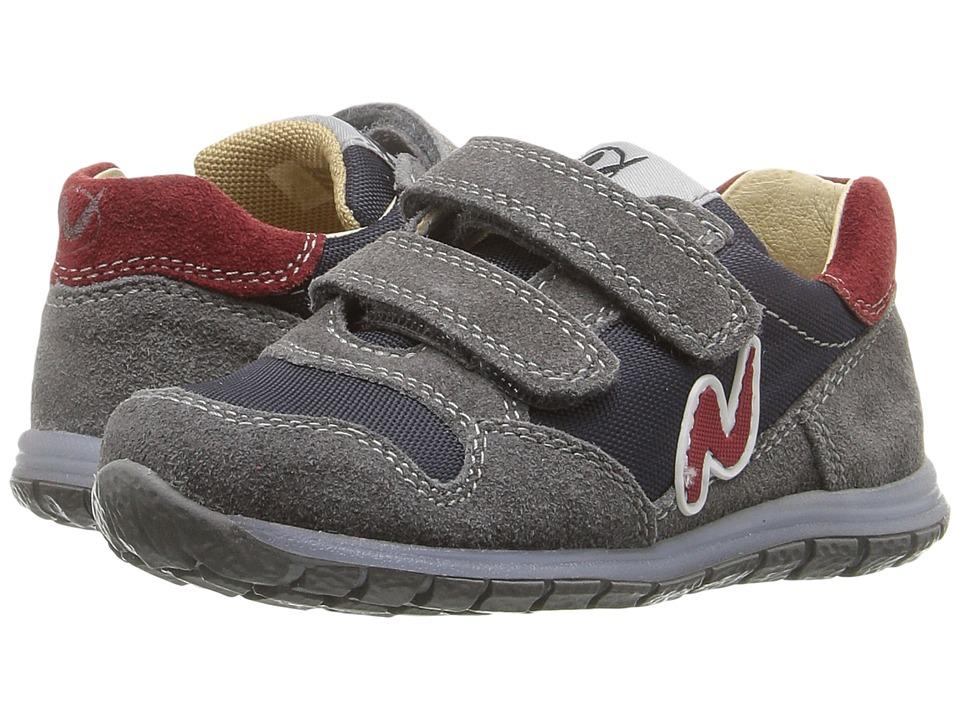 Naturino - Nat. Sammy VL AW16 (Toddler/Little Kid) (Grey) Boys Shoes