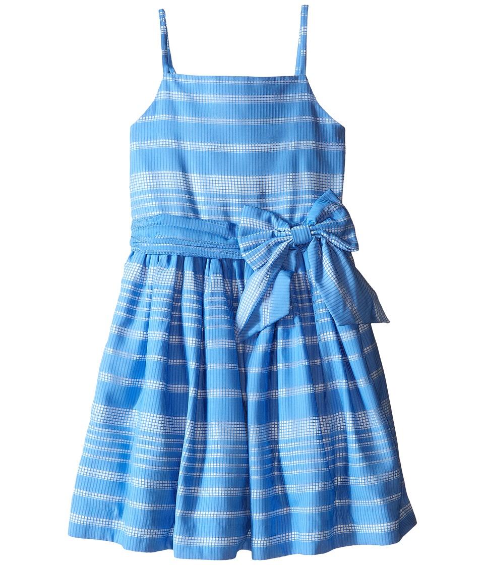 Kate Spade New York Kids - Party Dress (Big Kids) (Alice Blue) Girl's Dress