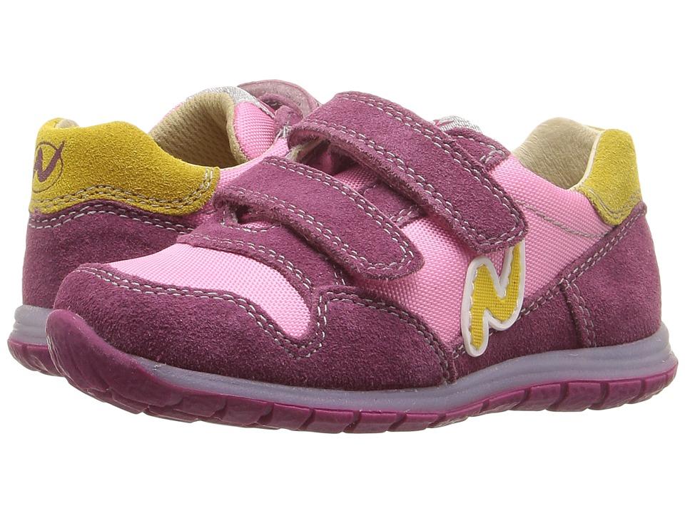 Naturino - Nat. Sammy VL AW16 (Toddler/Little Kid) (Pink) Girl's Shoes