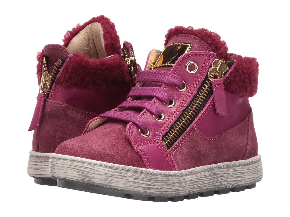 Naturino - Nat. 4197 AW16 (Toddler/Little Kid) (Pink) Girls Shoes