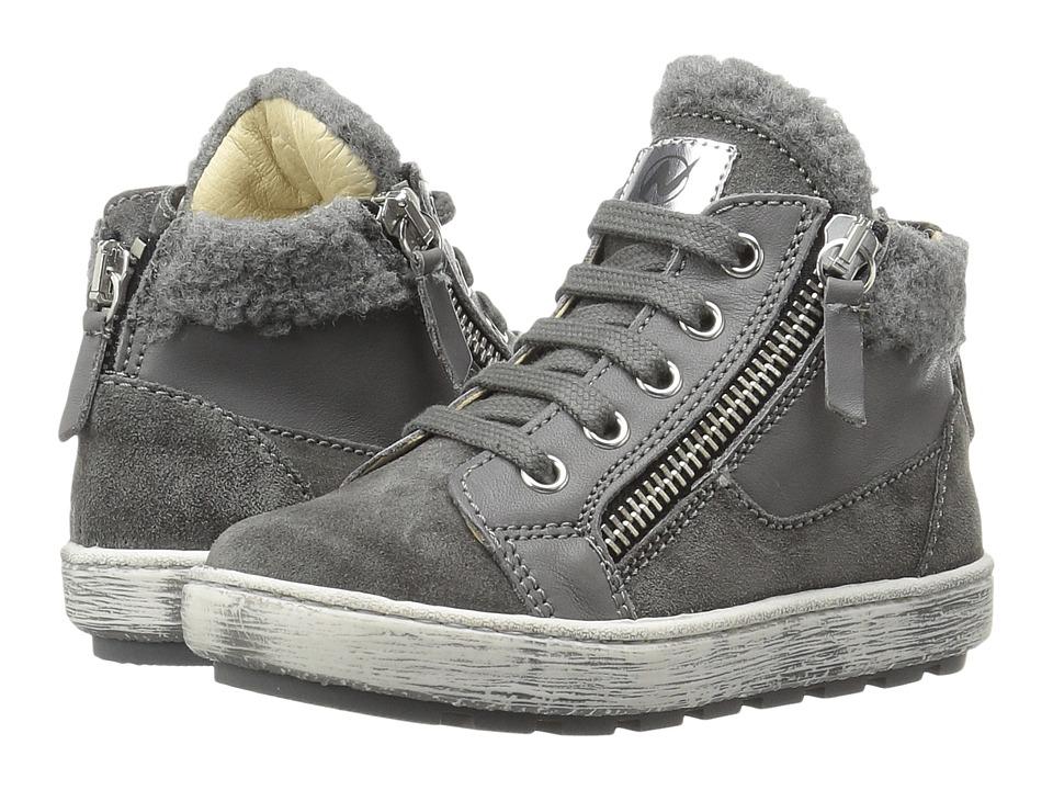 Naturino - Nat. 4197 AW16 (Toddler/Little Kid) (Grey) Girls Shoes