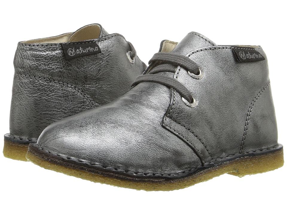 Naturino - Nat. 4528 AW16 (Toddler/Little Kid) (Silver) Girls Shoes