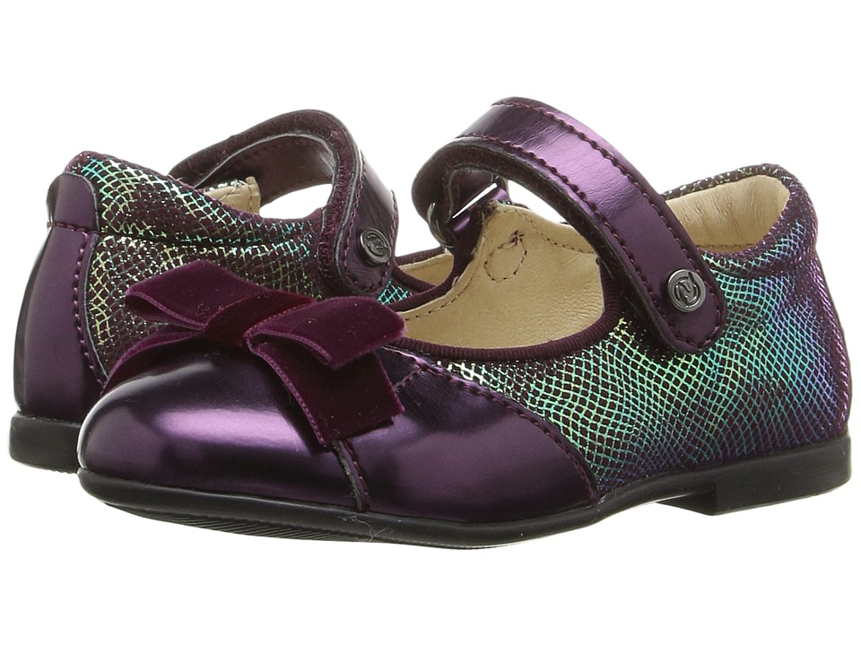 Naturino - Nat. 4121 AW16 (Toddler/Little Kid) (Purple) Girls Shoes