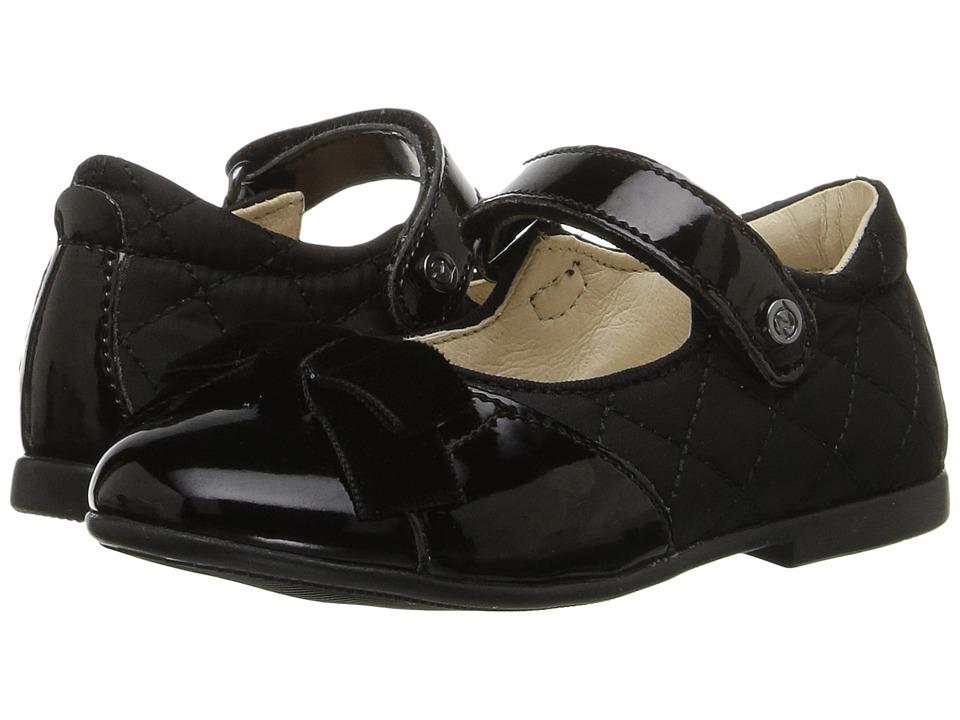 Naturino - Nat. 4121 AW16 (Toddler/Little Kid) (Black) Girls Shoes