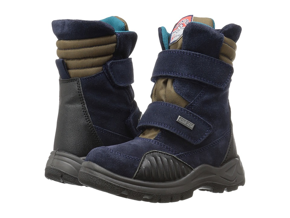 Naturino - Nat. Abetone AW16 (Toddler/Little Kid/Big Kid) (Blue) Boys Shoes