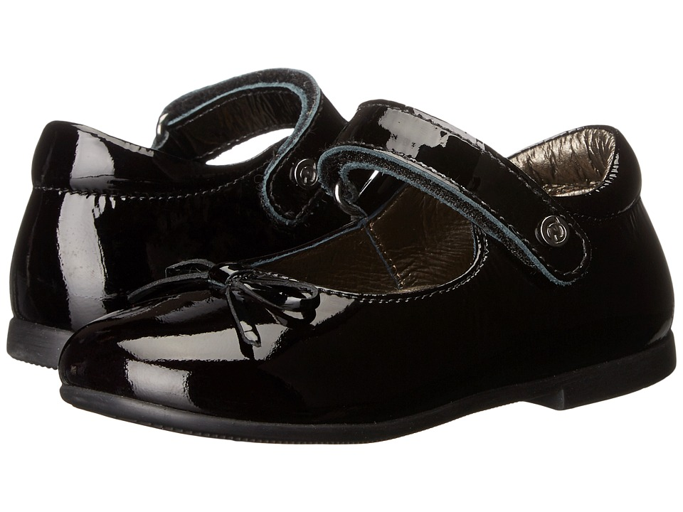 Naturino Toddler Girl Shoes Black