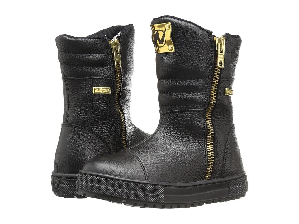 Naturino - Nat. Ultar AW16 (Toddler/Little Kid/Big Kid) (Black) Girls Shoes