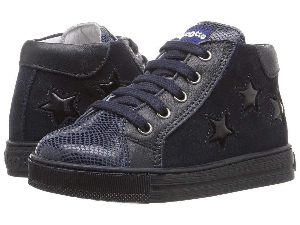 Naturino - Falcotto Lyra AW16 (Toddler) (Blue) Girls Shoes