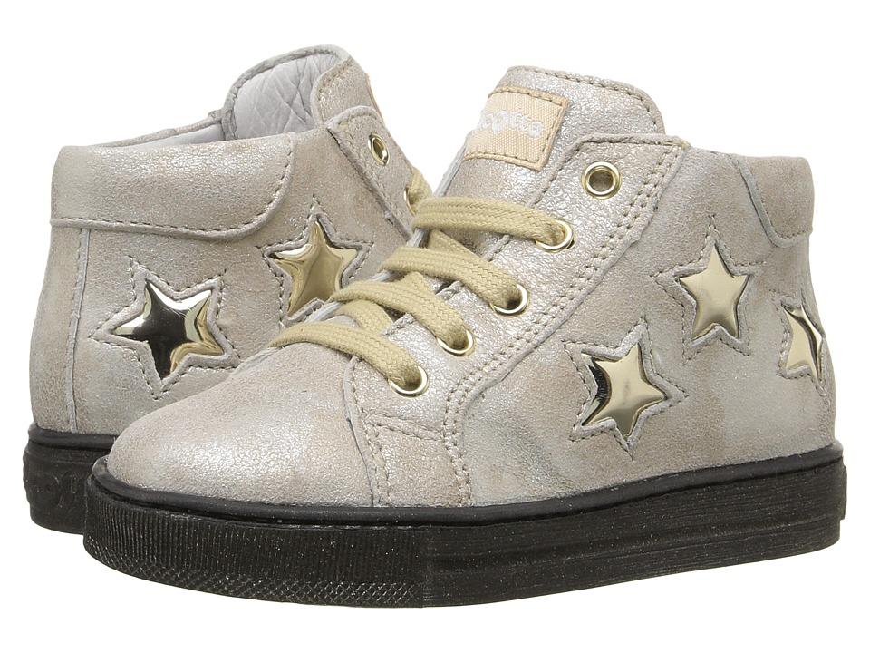 Naturino - Falcotto Lyra AW16 (Toddler) (Gold) Girls Shoes