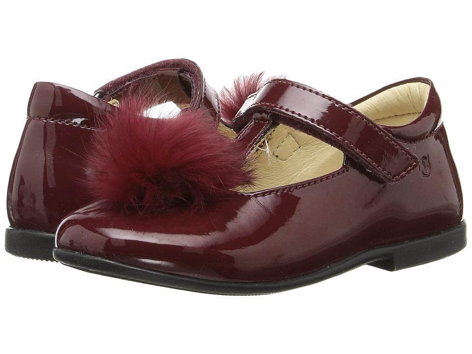 Naturino - Nat. 4122 AW16 (Toddler/Little Kid) (Bordo) Girls Shoes