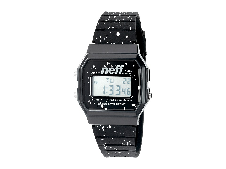 Neff - Flava Watch (Crew Black) Watches