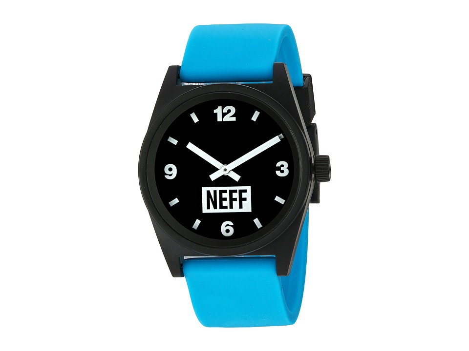 Neff - Daily Watch (Cyan/Black) Watches