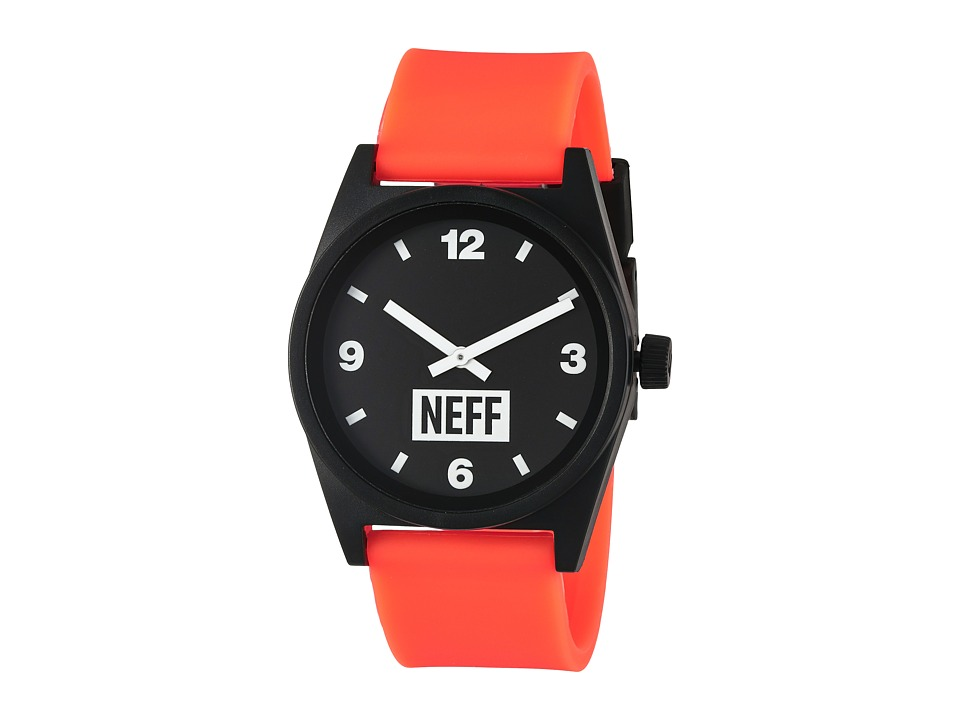 Neff - Daily Watch (Safety/Black) Watches