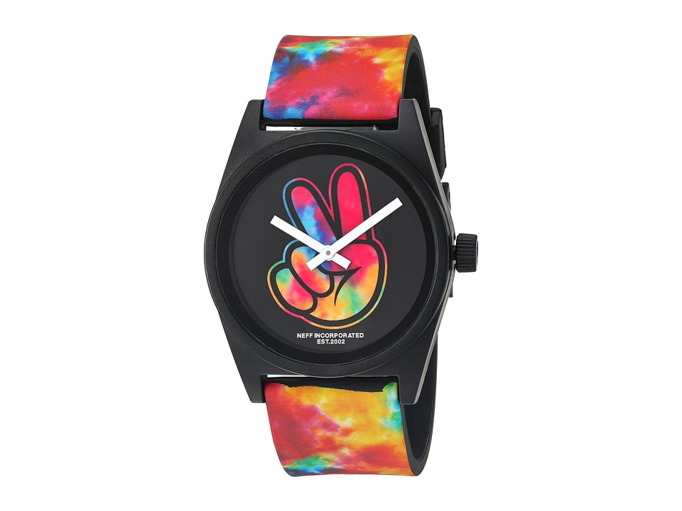 Neff - Daily Wild Watch (Tie-Dye) Watches