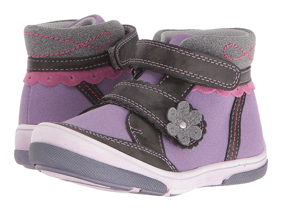 Beeko - Tammy II (Toddler) (Purple) Girl's Shoes