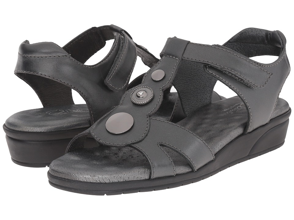 Walking Cradles - Venice (Pewter) Women's Sandals