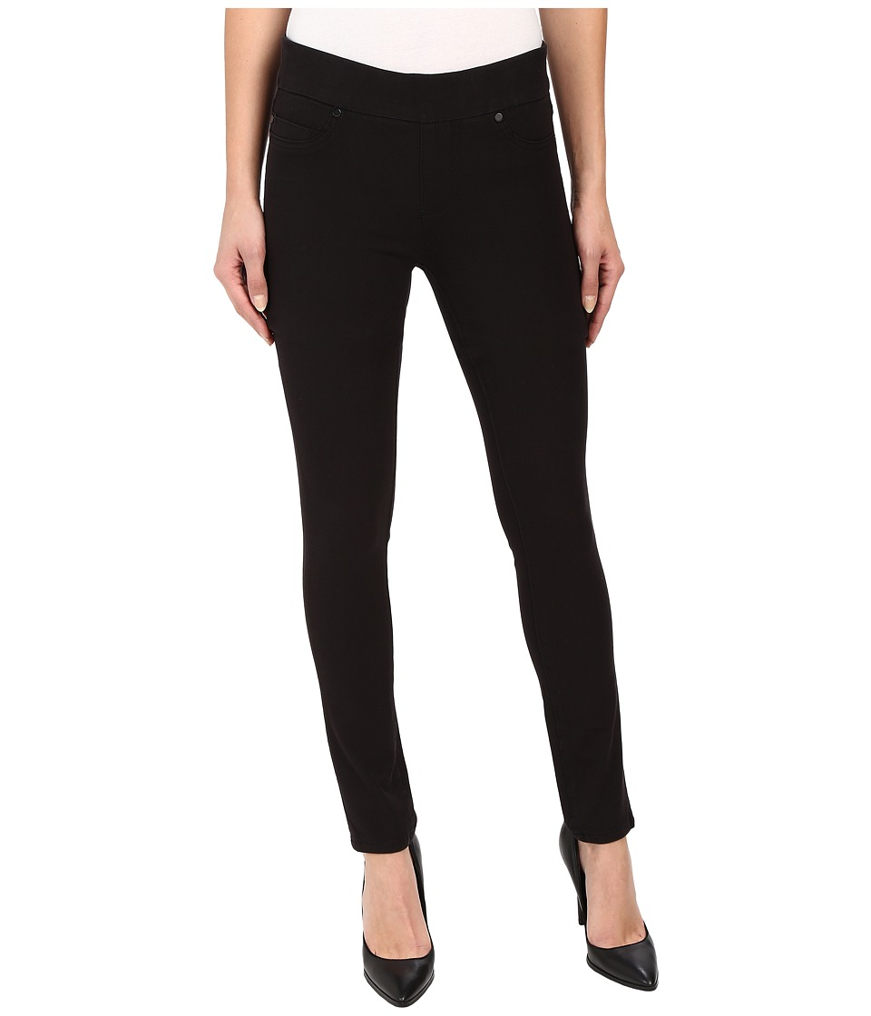 Liverpool - Sienna Contour 4-Way Stretch Pull-On Super Skinny Leggings in Black (Black) Women's Casual Pants