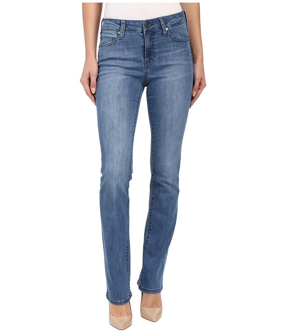 Liverpool - Sadie Straight Leg Jeans in Melbourne Light Blue (Melbourne Light Blue) Women's Jeans