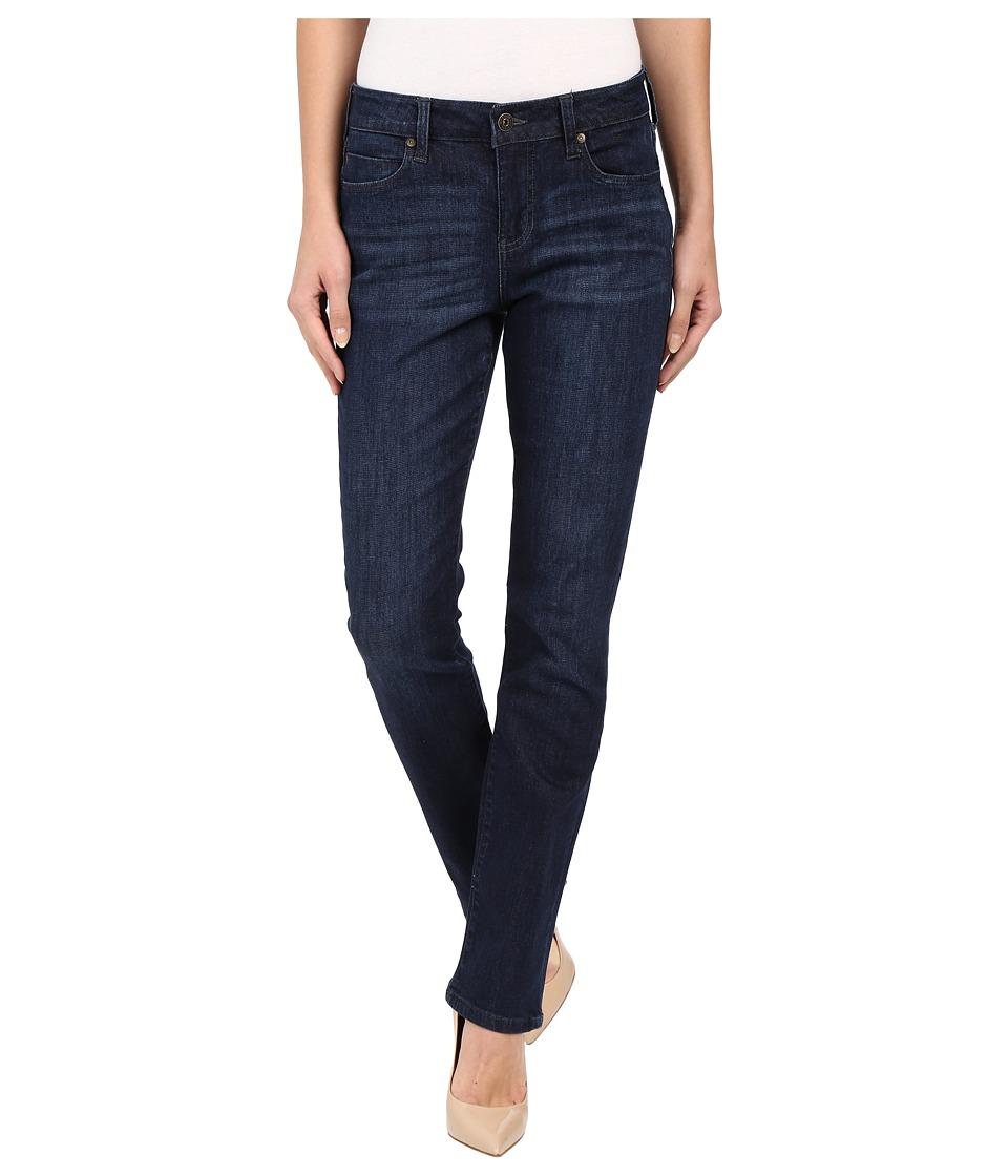 Liverpool - Anthem Curvy Sadie Straight Leg Jeans in Vintage Super Dark (Vintage Super Dark) Women's Jeans