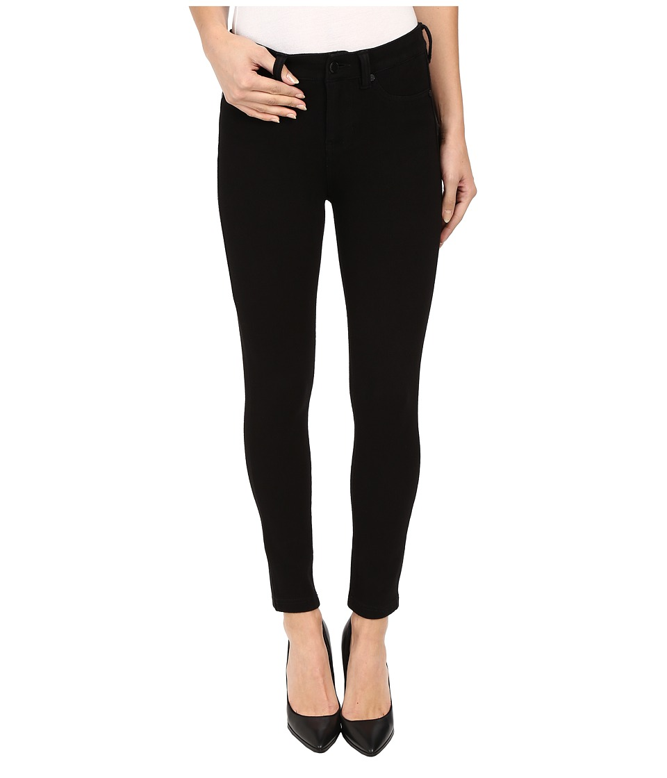 Liverpool - Madonna Ankle Jean Leggings in Black Rinse (Black Rinse) Women's Jeans