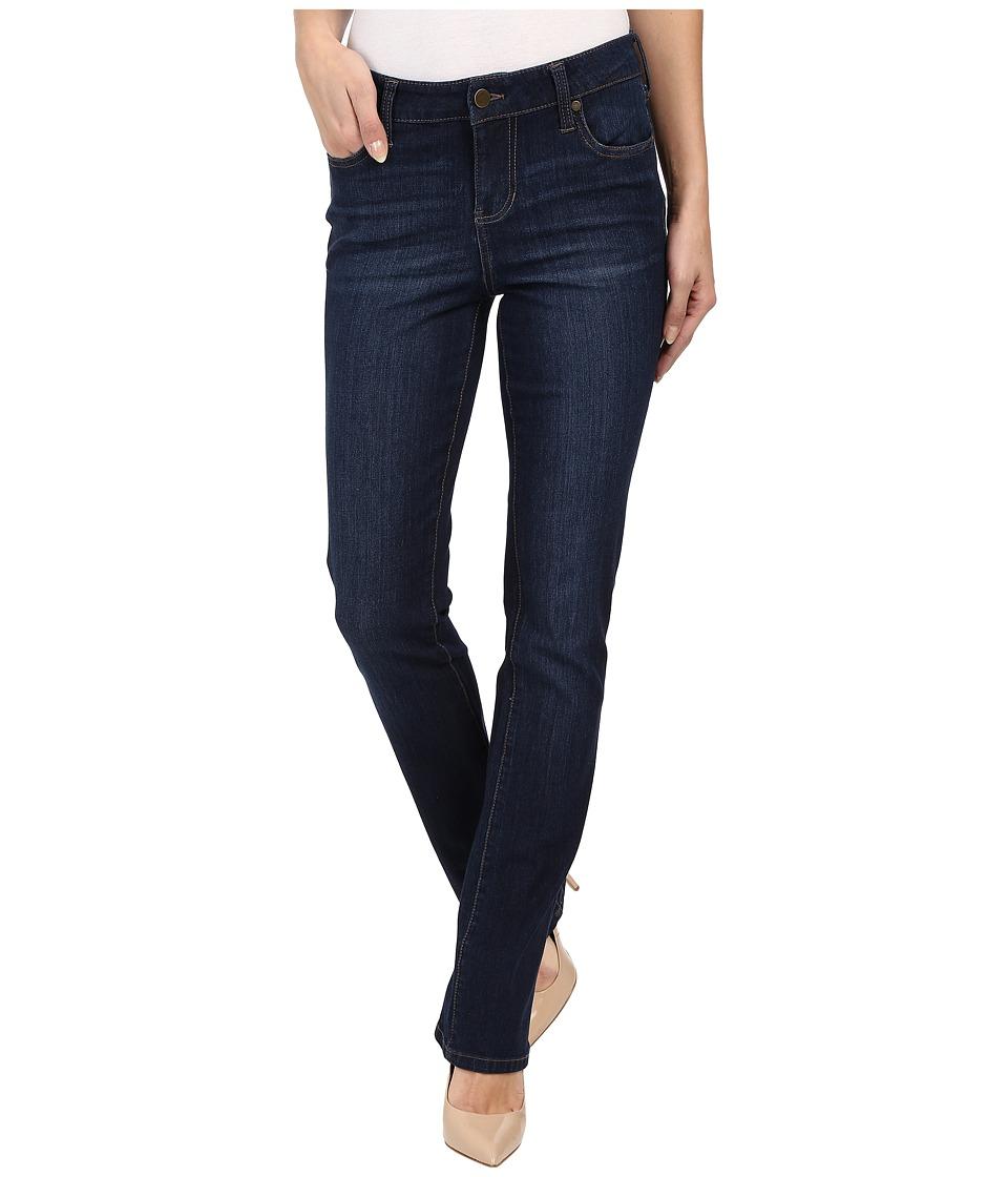 Liverpool - Sadie Straight in Corvus Dark (Corvus Dark) Women's Jeans