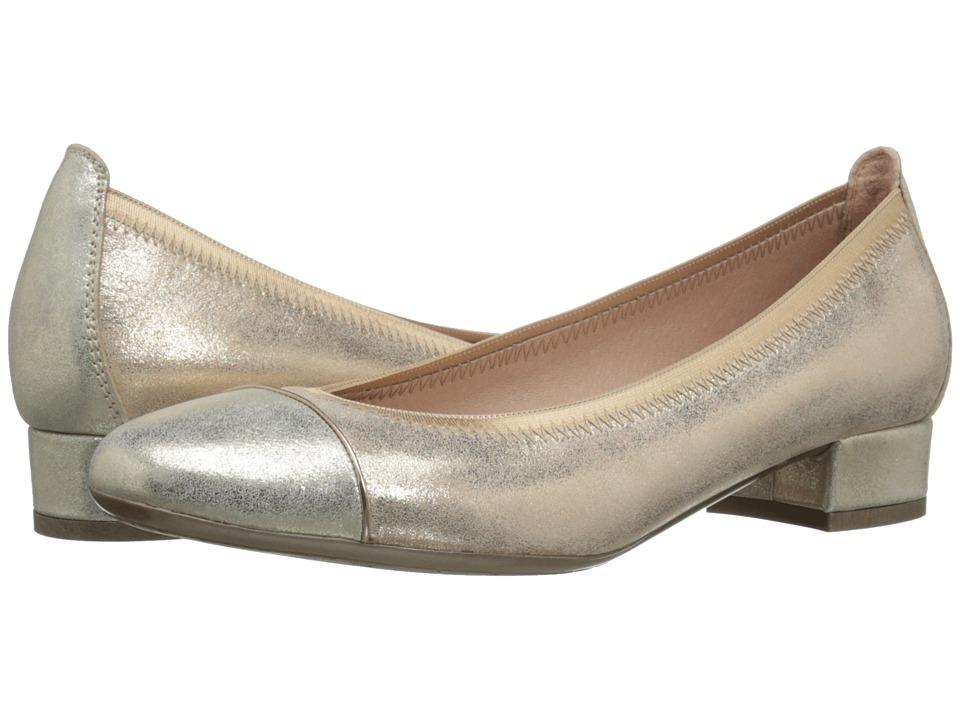 Hispanitas - Cali (Magic Platino/Magic Mekong) Women's Flat Shoes