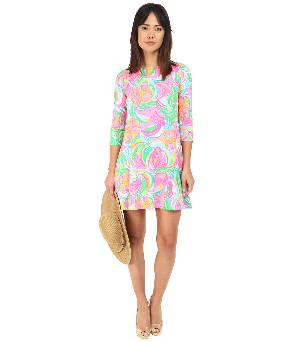 Lilly Pulitzer - Ophelia Dress (Multi So A Peeling) Women's Dress