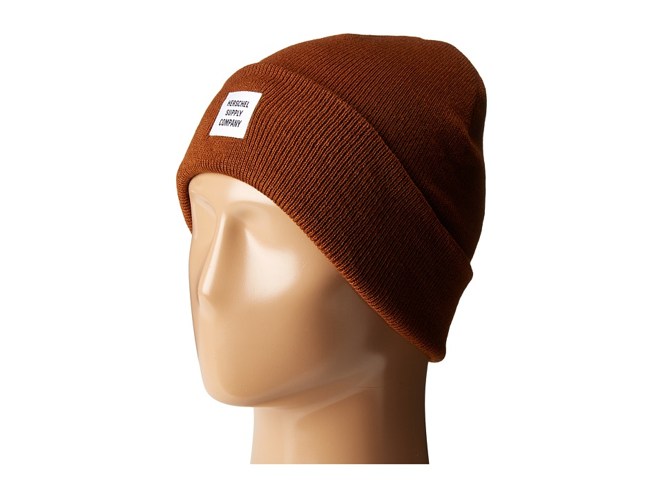 Herschel Supply Co. - Abbott (Tobacco) Beanies