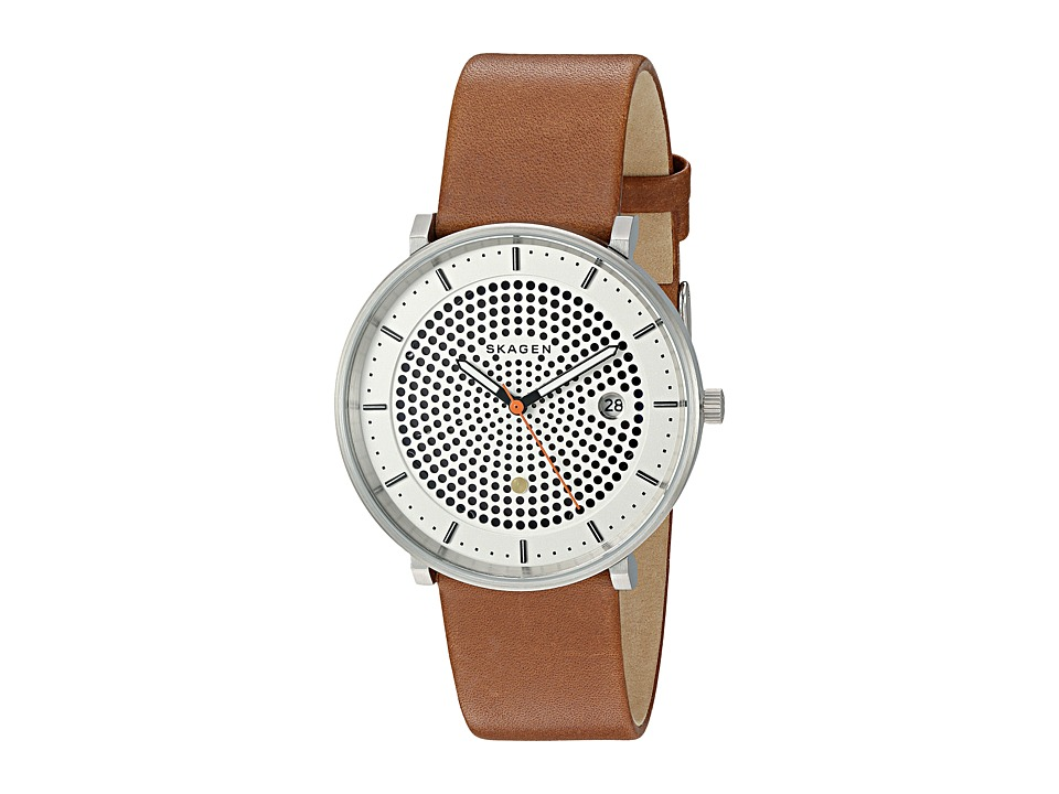 Skagen - Hald SKW6277 (Brown) Watches