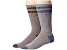 Marled 2-Pack Crew Socks