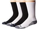 Comfort 4-Pack Crew Socks