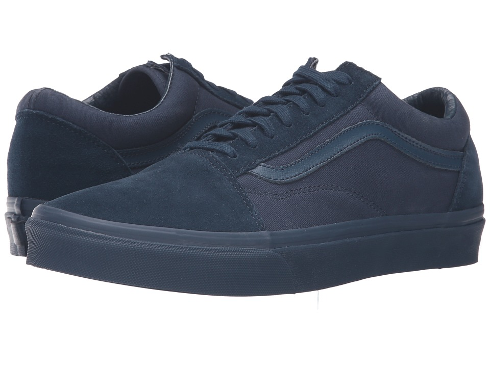 Vans - Old Skool ((Mono) Dress Blues) Skate Shoes