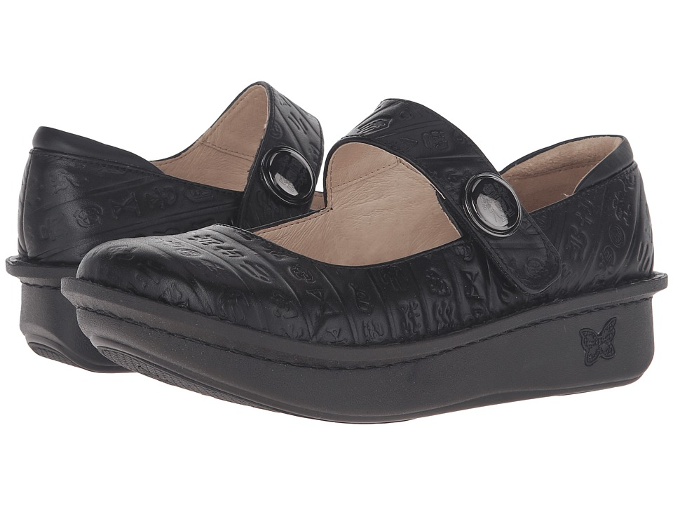 Alegria - Paloma (Hieroglyph) Women's Maryjane Shoes