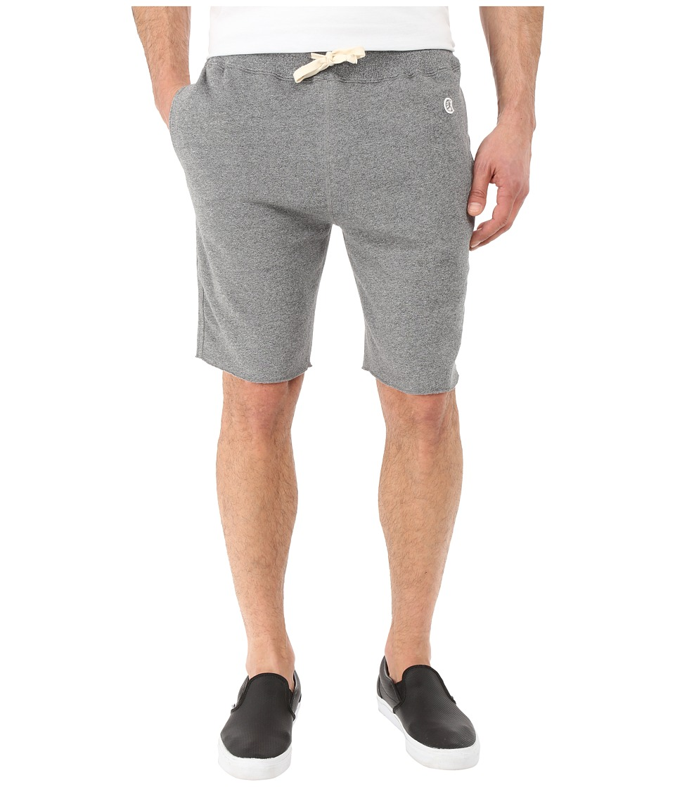 Todd Snyder + Champion - Cut Off Sweatshorts (Salt/Pepper) Men's Shorts