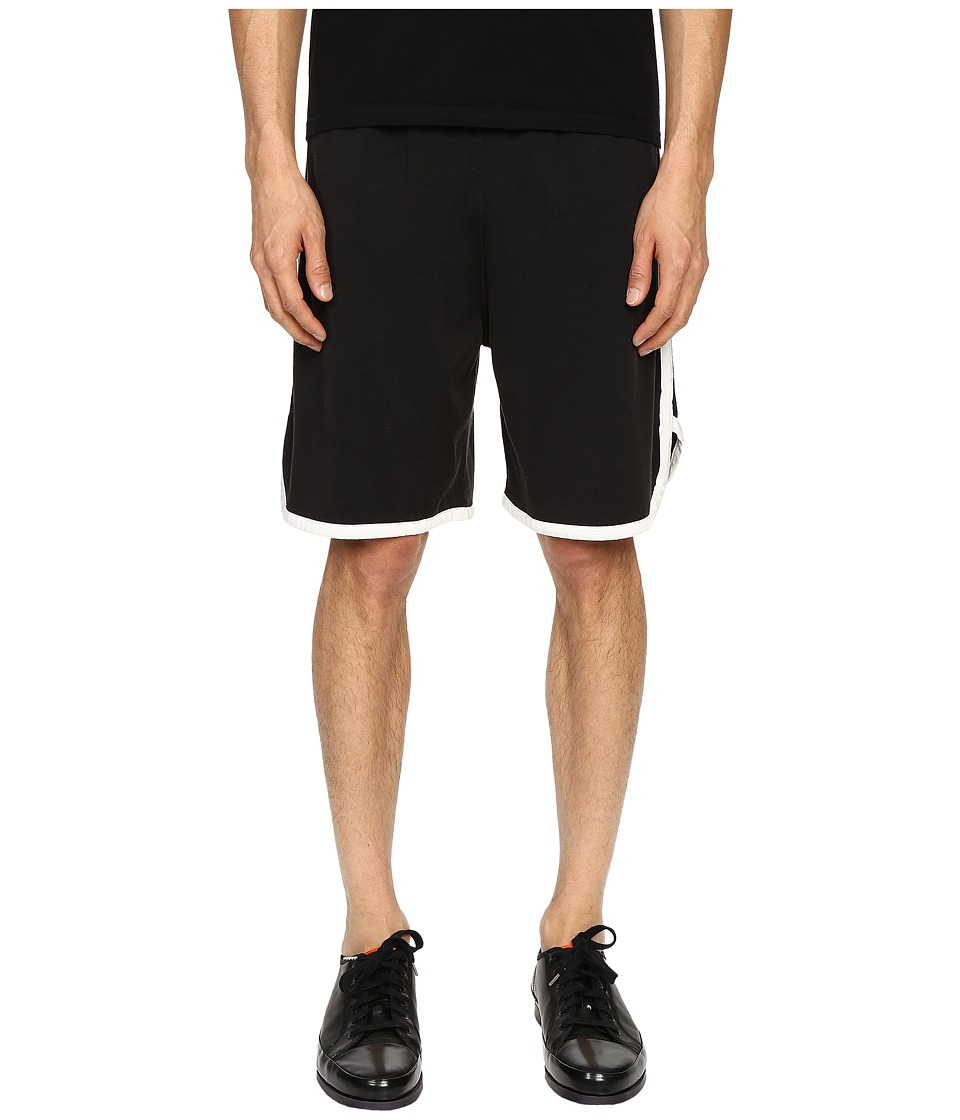 Todd Snyder + Champion - Plated Dolphin Shorts (Black) Men's Shorts