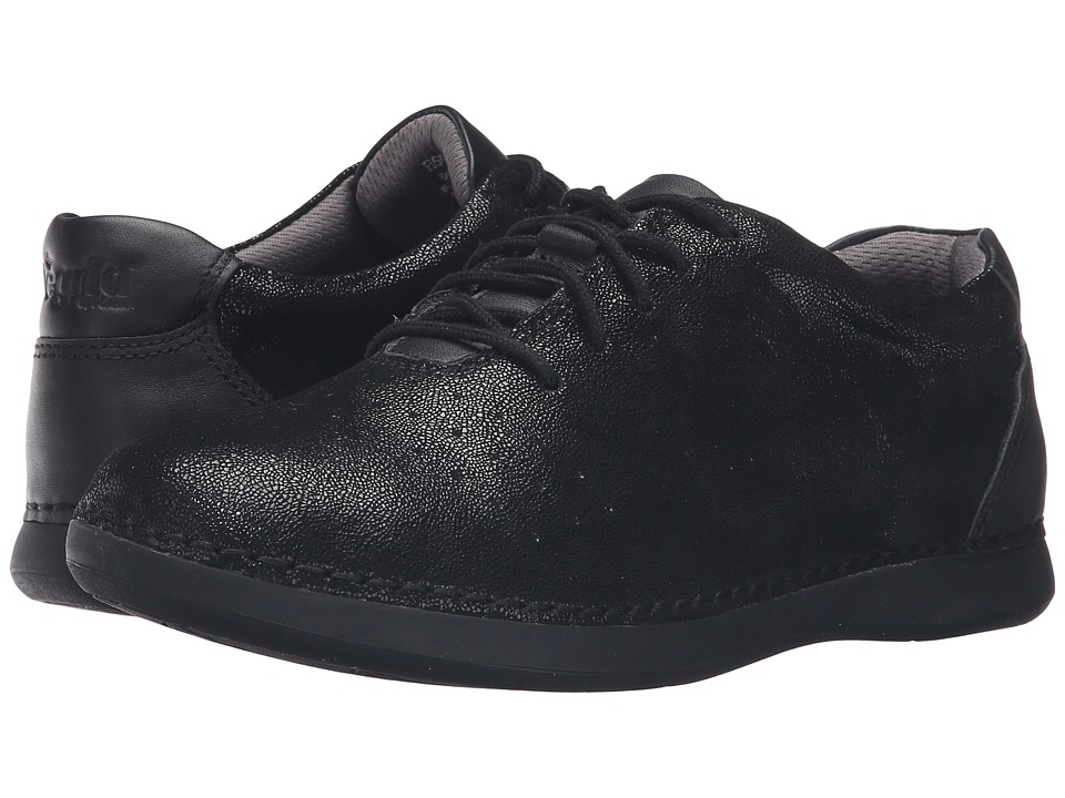 Alegria - Essence (Licorice Soft Serve) Women's Lace up casual Shoes