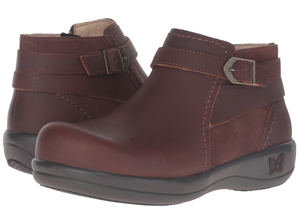 Alegria - Dylan (Hickory) Women's Slip on Shoes