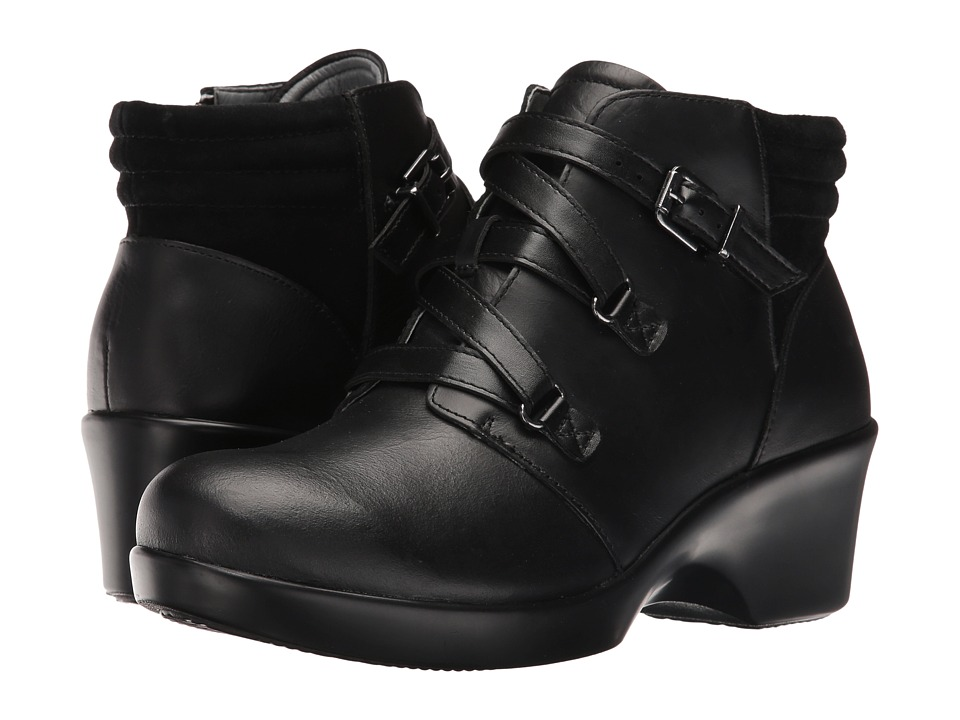 Alegria - Indi (Black) Women's Pull-on Boots