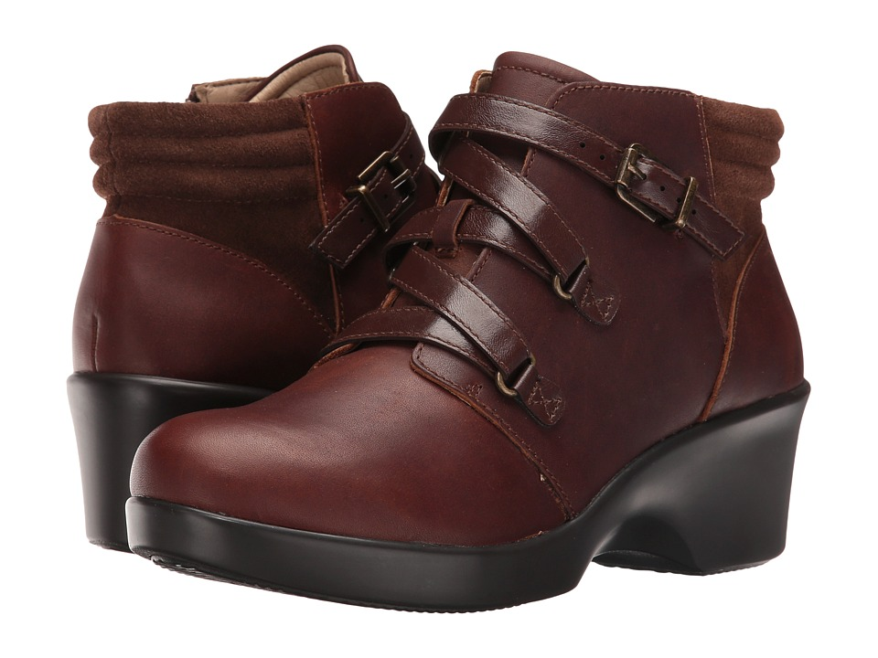 Alegria - Indi (Hickory) Women's Pull-on Boots