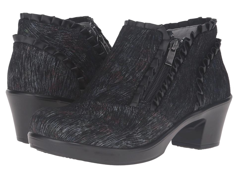 Alegria - Hannah (Raked Garden) Women's Pull-on Boots