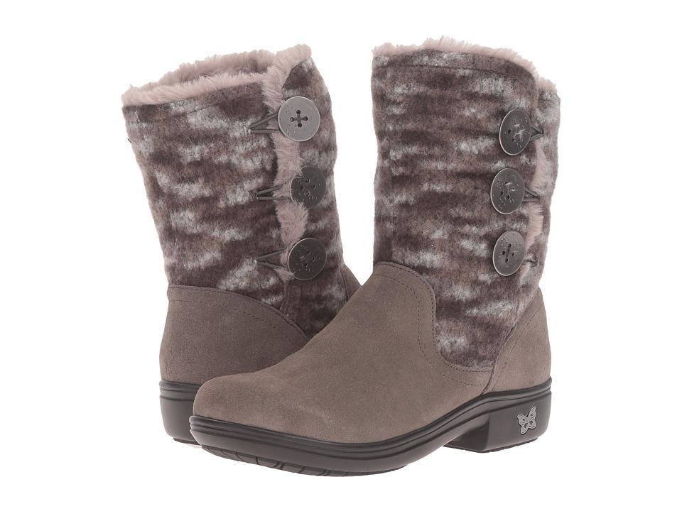 Alegria - Nanook (Flint Fuzzy) Women's Boots