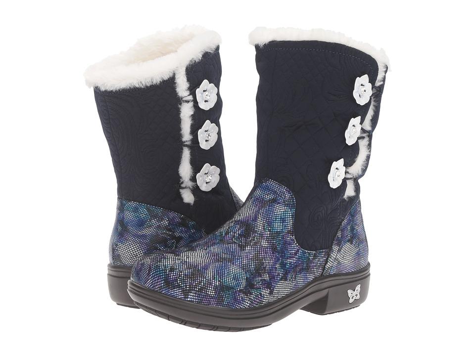 Alegria - Nanook (Winter Garden Navy) Women's Boots