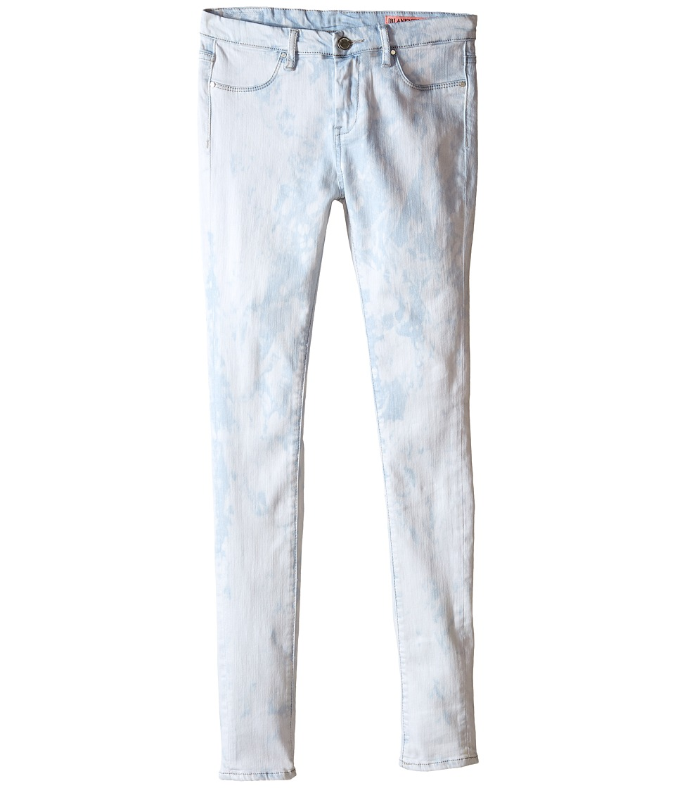 Blank NYC Kids - Washed Out Skinny Jeans in Culture Shock (Big Kids) (Washed Out Grey) Girl's Jeans