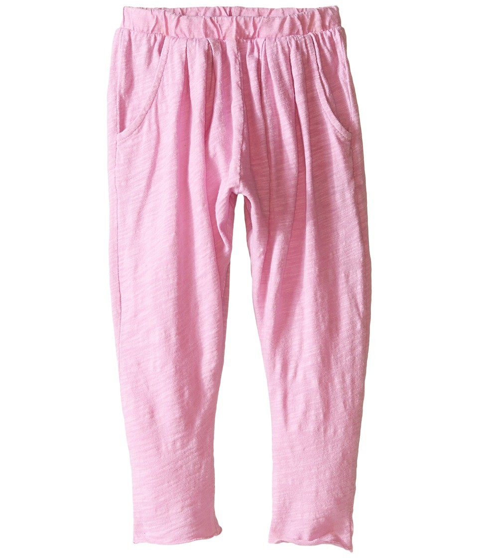 Bowie X James - Harem Pants (Toddler/Little Kids/Big Kids) (Pink) Girl's Casual Pants
