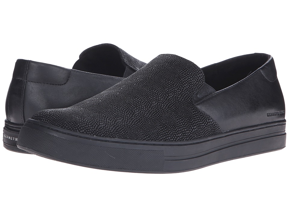 Kenneth Cole New York - Double or Nothing (Black/Black) Men