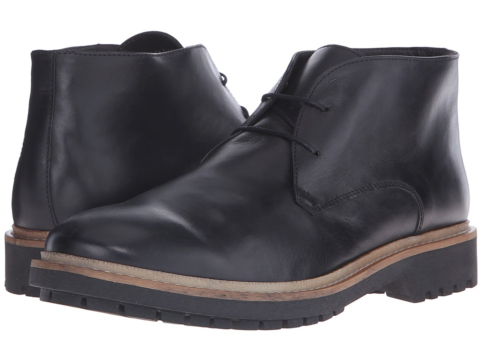 Kenneth Cole New York - Good Fella (Black) Men's Shoes