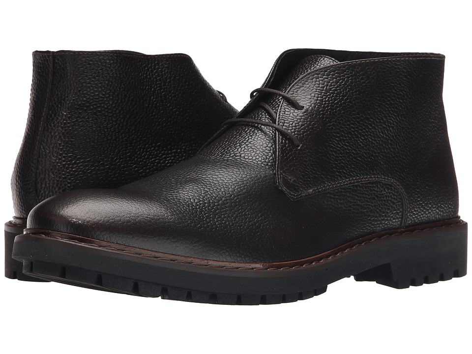 Kenneth Cole New York - Good Fella (Dark Brown) Men's Shoes