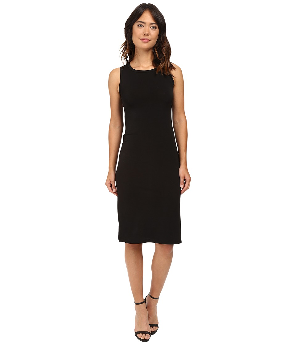 B Collection by Bobeau - Layla Tank Dress (Black) Women's Dress